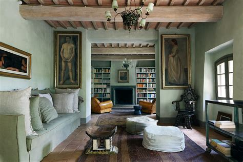 tham kannalikham interiors an introduction to italy s favorite anti minimalist