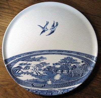 willow pattern artist 1000 images about blue willow on pinterest perspective