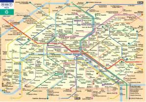 plan du metro map of world pictures