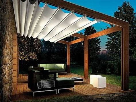 Ideas Modern Pergola Covers Over Attractive Outdoor
