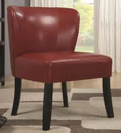 small leather accent chairs velvel armless leather accent chair with oak wooden