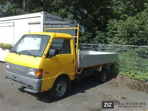 mazda e2200 truck mazda e2200 tipper 1997 tipper truck photo and specs