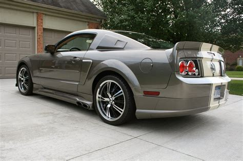custom 2005 ford mustang ford mustang eleanor ford