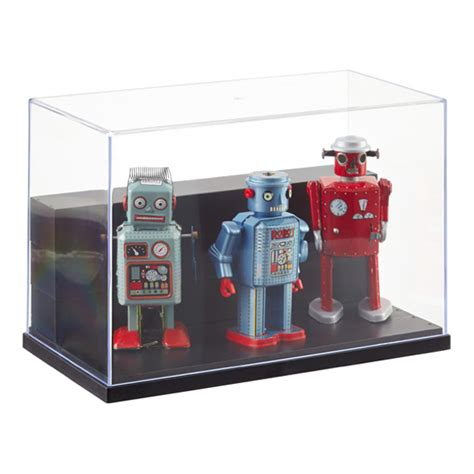 Box Figure Display multi level display box figure display the container store