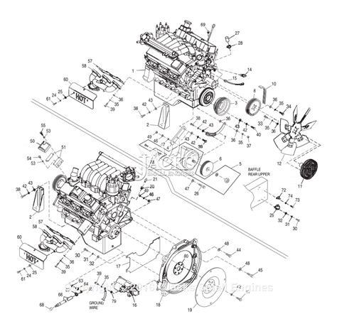 2 parts diagram generac 4917 2 parts diagram for engine