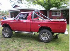 1972 Chevrolet Luv - Information and photos - MOMENTcar Morris 4x4 Jeep Information