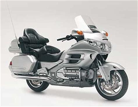 Größtes 1 Zylinder Motorrad by Honda Gl 1800 Gold Wing In Testberichten Der Motorrad