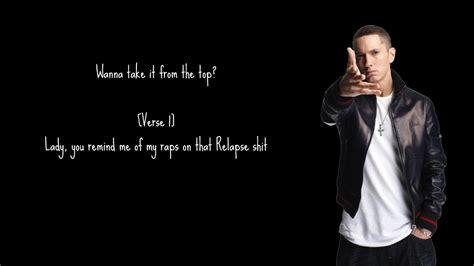 Eminem Heat Lyrics | eminem heat lyrics youtube