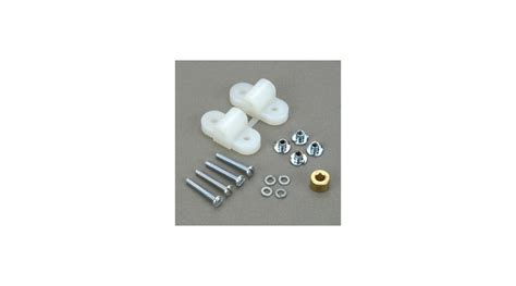 Dub156 Nose Gear Block Set By Dubro nose gear block set horizonhobby