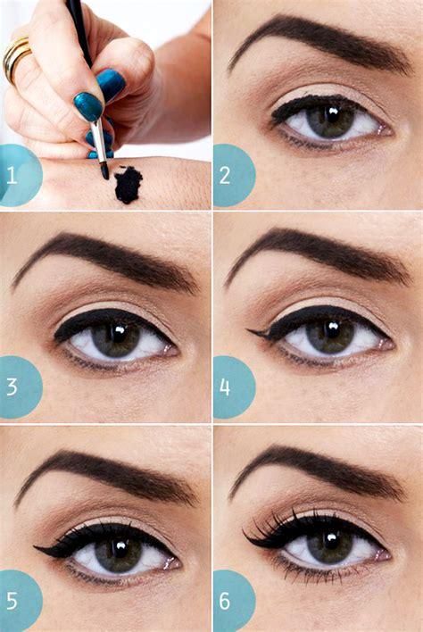 tutorial eyeliner penna come si applica l eye liner mai senza mascara