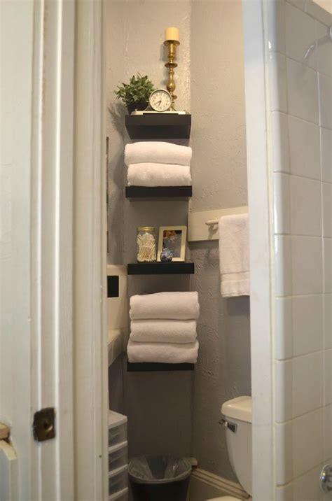 ikea shelves bathroom 30 ways to hack ikea lack shelves hative