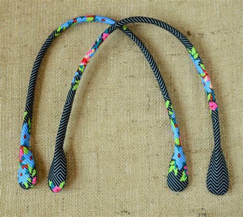 How To Make Handmade Purse - blue susan makes fabric purse handle tutorial