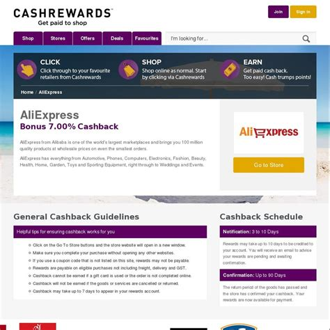 aliexpress cashback aliexpress cashback increases from 7 to 10 cashrewards
