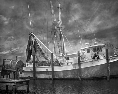 shrimp boat captain shrimpin boat captain and mates photograph by betsy c knapp