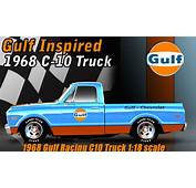GMP 118 1968 Chevy Camaro 6 Gulf Oil With