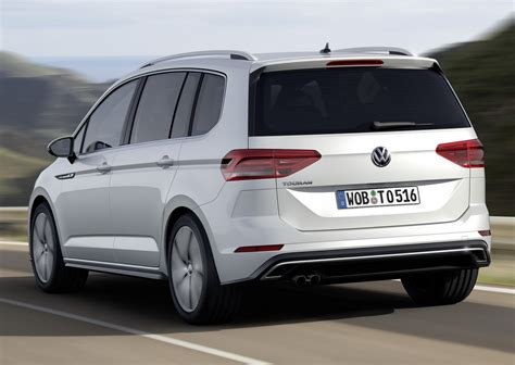 it s official all new vw touran based on mqb platform w