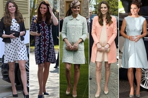 Kate Middleton Pregnancy Wardrobe by And Carpet Style
