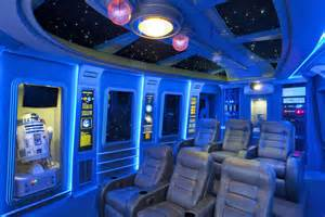 Wall Murals Houston pics of the best star wars inspired home theaters