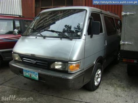 Kia Besta 2 7 Kia Besta 2 7 1997 Model Only 165 000 For Sale From Manila