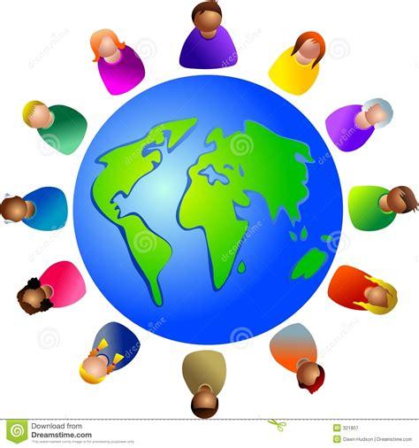 clipart mondo mondo vario illustrazione di stock illustrazione di