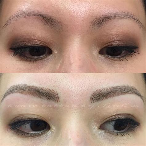 tattoo eyebrows az brows for este 233 permanentmakeup by linh x permanent