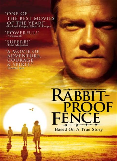 Rabbit Proof Fence 2002 Film Rabbit Proof Fence Movie Trailer Reviews And More
