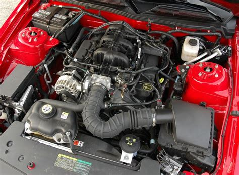 top 5 ford mustang six cylinder engines