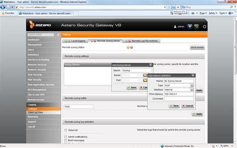best syslog server how to sophos utm reporting with webspy vantage