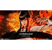 Wallpapers Kazumi Mishima Tekken 7 HD