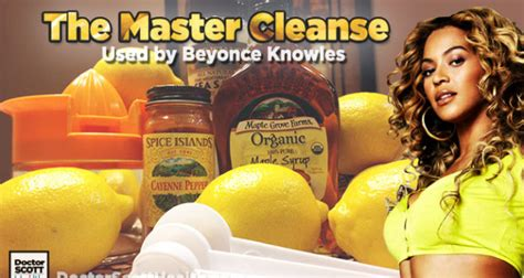 Beyonce Lemon Detox Diet by Beyonce Lemon Detox Diet Recipe Doctor Health