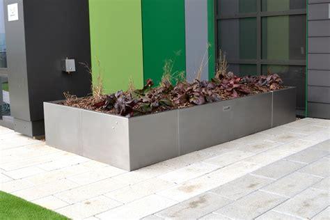 Roof Garden Planters by Gretton Roof Garden Planters Design
