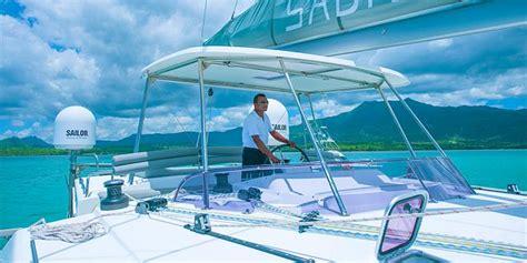 private catamaran in mauritius overnight private luxury catamaran cruise mauritius