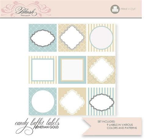 printable dessert labels 17 best images about candy buffet label ideas on pinterest