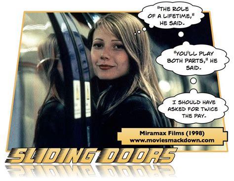 Soundtrack Sliding Doors by Doors The Doors Screenshot 2 Quot Quot Sc