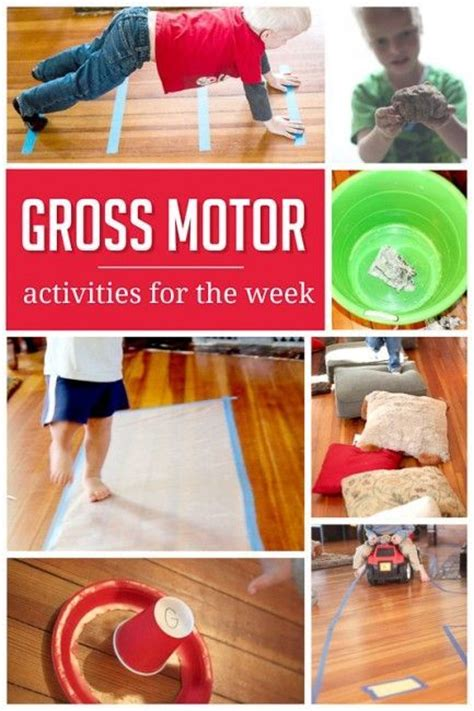 motor and gross motor activities the 442 best images about gross motor and movement