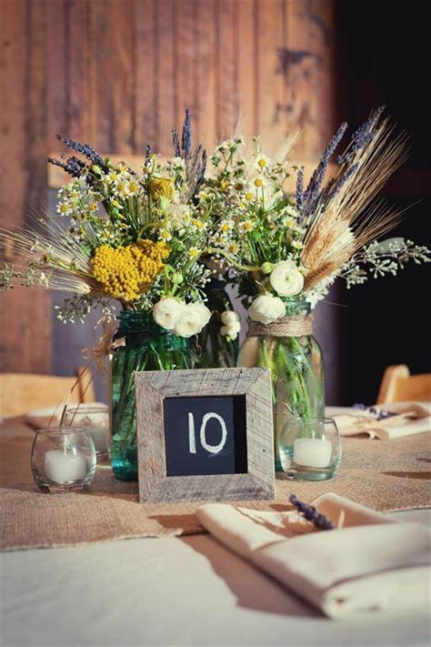 wedding centerpieces ideas not using flowers 15 jar decor centerpiece ideas diy to make