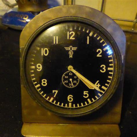 u boat radio kriegsmarine u boat radio station clock ww2 catawiki
