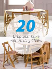 Drop Leaf Table And Folding Chairs 20 Drop Leaf Table With Folding Chairs Home Design Lover
