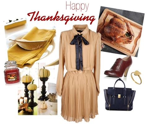 Thanksgiving Wardrobe by What To Wear On Thanksgiving Day And Still Look Gorgeous