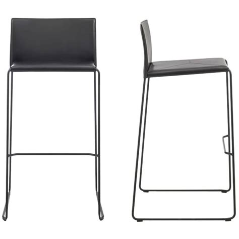 modern bar stools sale modern bar stool made in italy new leather available in 30 colors for sale at 1stdibs