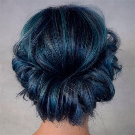 what hair colour for of 36 years 17 best ideas about dark blue hair on pinterest navy
