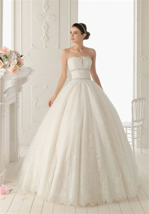 WhiteAzalea Ball Gowns: Lace Ball Gown Wedding Dress