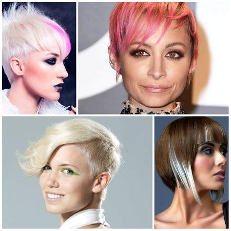 Haarstyles Frauen 2016 by 2016 Funky Frisur Ideen Smart Frisuren