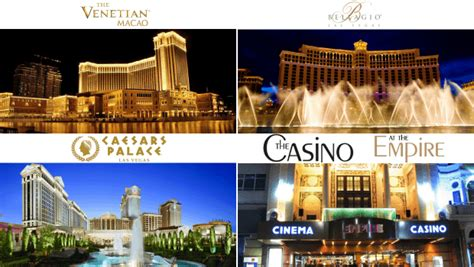 best casinos in the world top 10 casinos in the world