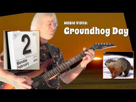 groundhog day musical soundtrack quot groundhog day quot 169 2015 kevin simnacher