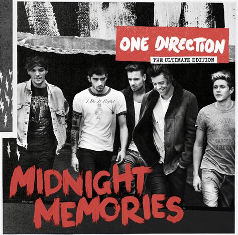 Edition Of One by Midnight Memories Ultimate Edition Details Announced One