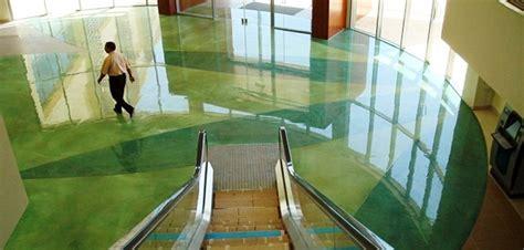 Retail Concrete Floors In New York Help Boost Buyer