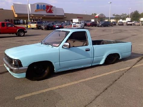 Toyota Mini Truck 1990 Toyota Up 4 500 Possible Trade 100402252