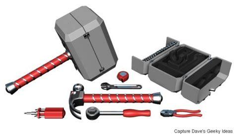 thor hammer le photos la bo 238 te 224 outils en forme de marteau que les fans
