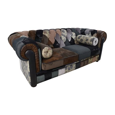 plural of ottoman chesterfield patchwork sofa 28 images patchwork